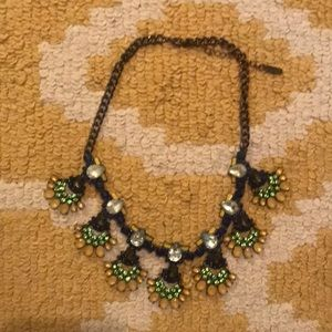 Anthropologie x Baublebar statement necklace
